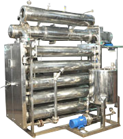 Horizontal Tubular Dyeing Machines