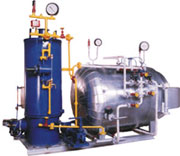 Yarn Steaming Autoclave